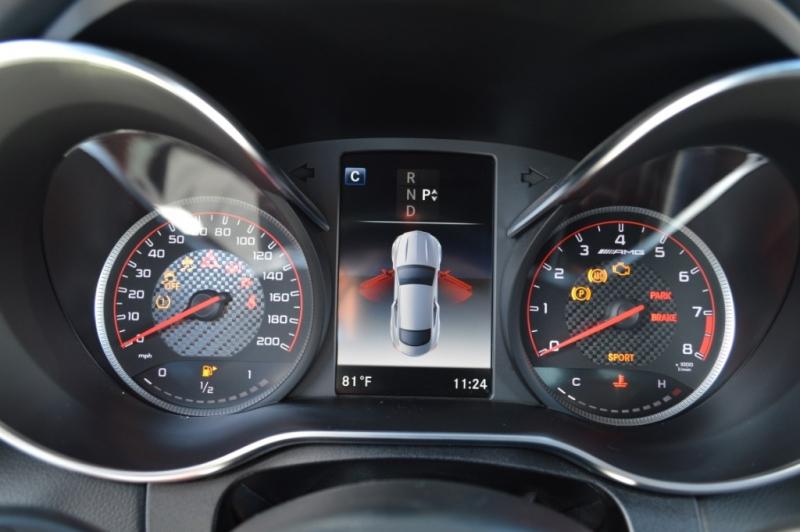 Mercedes-Benz C-Class 2018 price $63,880