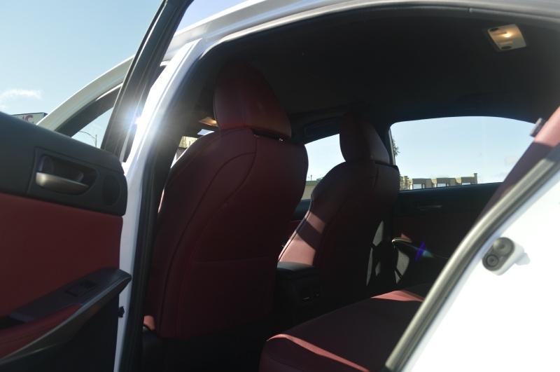 Lexus IS 2017 price $34,880