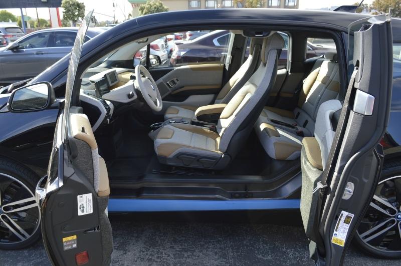 BMW i3 2017 price $21,770