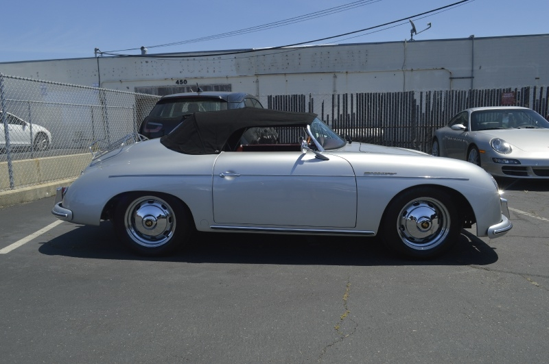 Porsche Speedster 1958 price $29,990