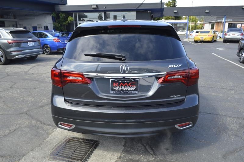 Acura MDX 2016 price $24,880