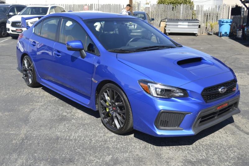 Subaru WRX 2018 price $33,880