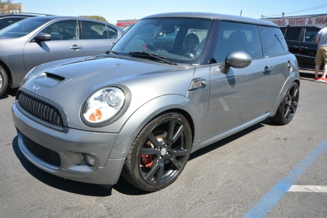 2008 Mini Cooper S Hardtop Coupe Nicely Upgraded Ac Schnitzer