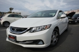 Honda Civic Hybrid 2013