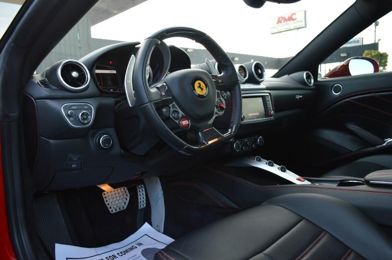 Ferrari California 2016 price $148,880