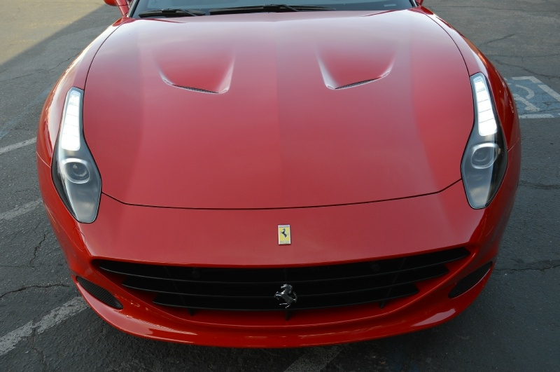 Ferrari California 2016 price $129,990