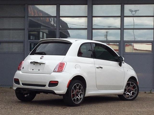 Fiat 500 2015 price $8,199