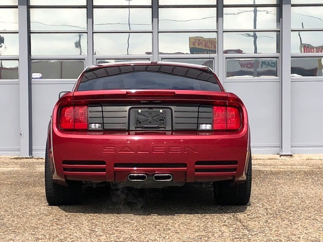 Ford Mustang 2005 price $18,499
