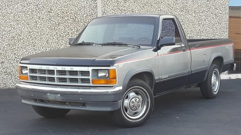 1991 Dodge Dakota Quot S Quot Sweptline 112 Quot Wb Used Bmw For Sale Dallas Auto Planet Auto