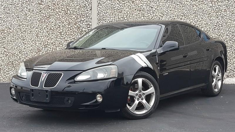 2006 Pontiac Grand Prix GXP NAV  Used bmw for sale dallas  Auto