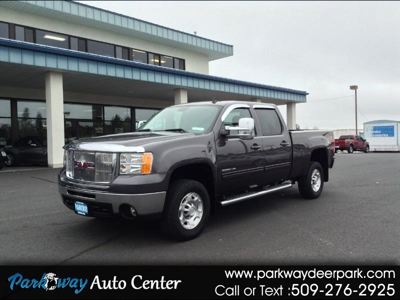 2010 gmc sierra 2500hd 4wd crew cab slt parkway auto auto dealership in deer park parkway auto