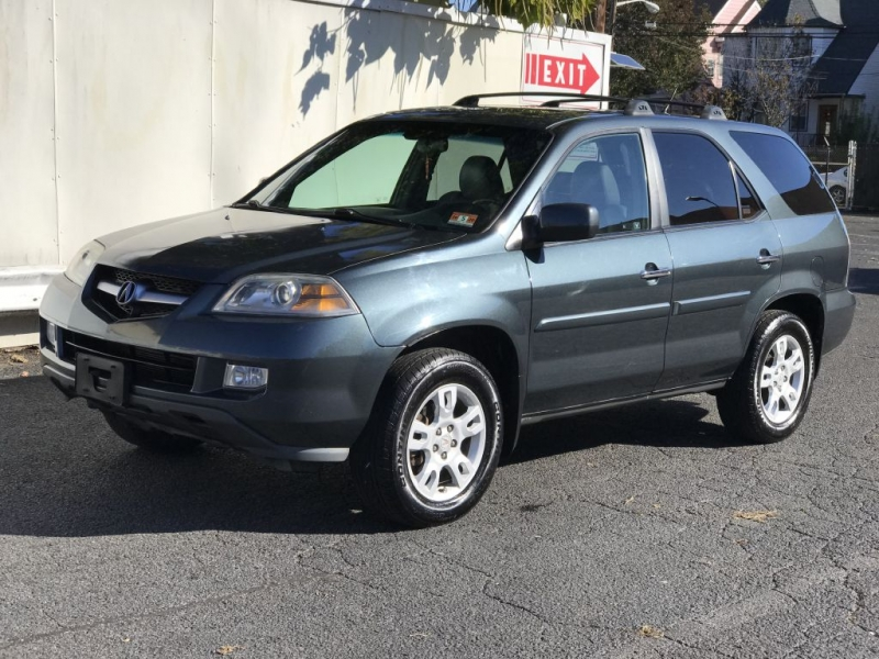 2004 acura mdx touring auto market street auto dealership in paterson new jersey. Black Bedroom Furniture Sets. Home Design Ideas