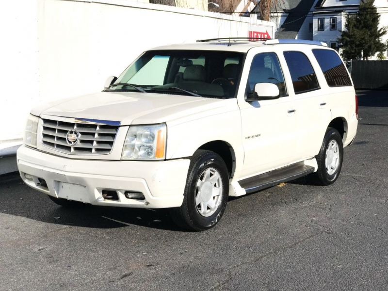 2002 cadillac escalade luxury auto market street auto dealership in paterson new jersey. Black Bedroom Furniture Sets. Home Design Ideas