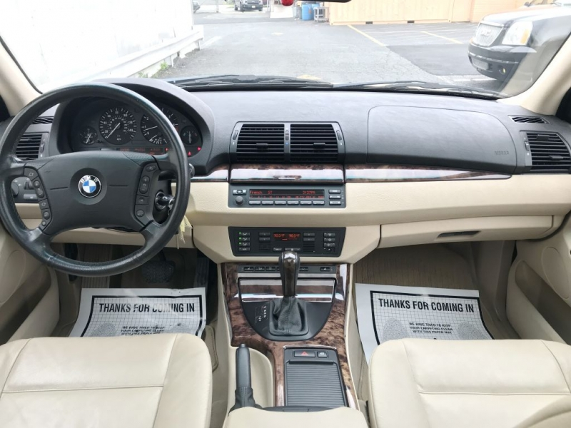 BMW X5 2006 price $6,750