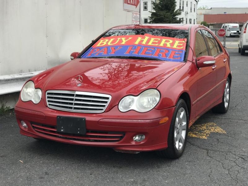 MERCEDES-BENZ C-CLASS 2005 price $3,999