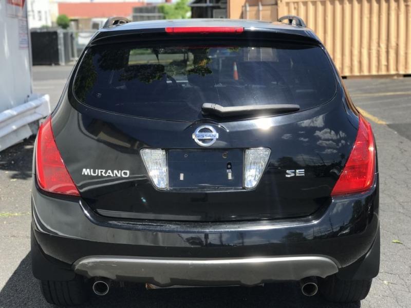 NISSAN MURANO 2003 price $2,999
