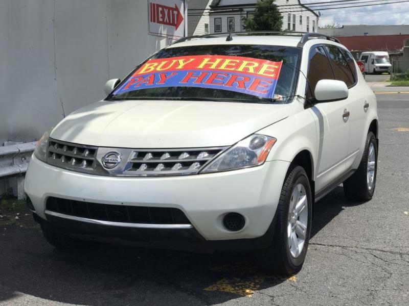2007 Nissan Murano >> 2007 Nissan Murano Sl Automarketstreet Com Auto Dealership In Paterson