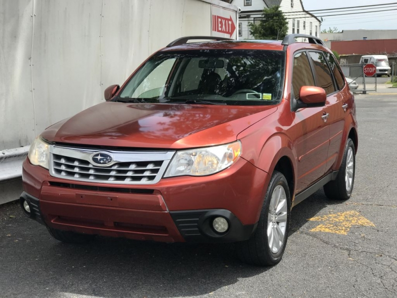 SUBARU FORESTER 2011 price $7,999