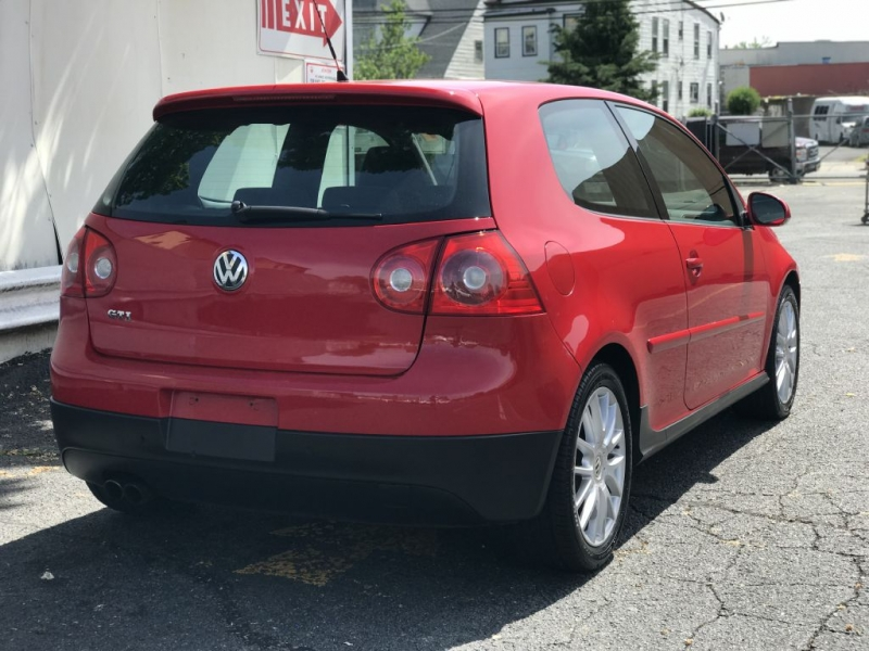 VOLKSWAGEN NEW GTI 2007 price $3,999