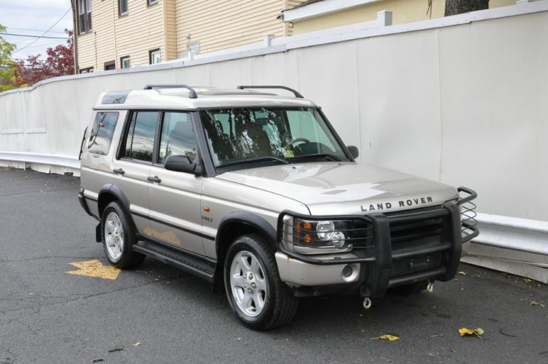 2003 land rover discovery ii hse7 ebay. Black Bedroom Furniture Sets. Home Design Ideas