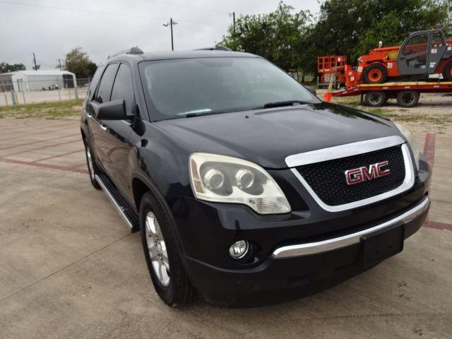 GMC ACADIA SLE 2011 price $12,995