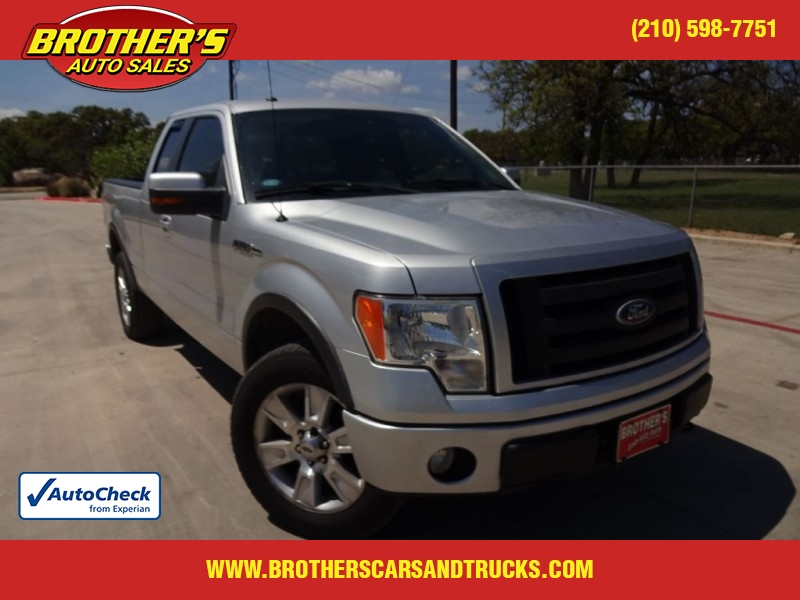 FORD F150 FX4 2010 price $14,995