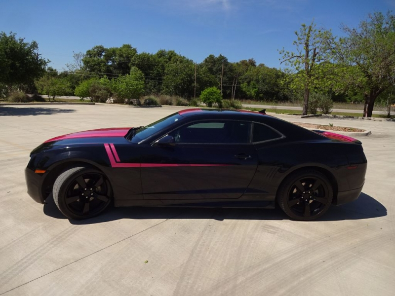CHEVROLET CAMARO 2012 price $13,995
