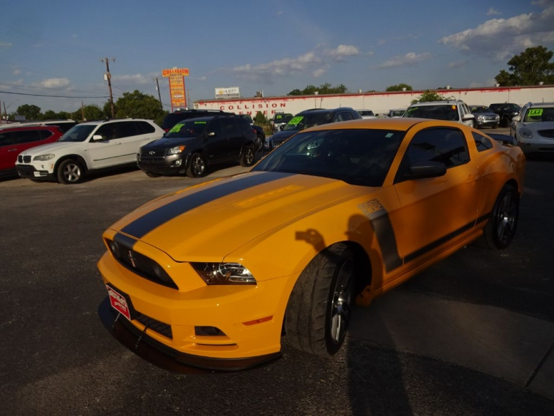 FORD MUSTANG 2013 price $31,995