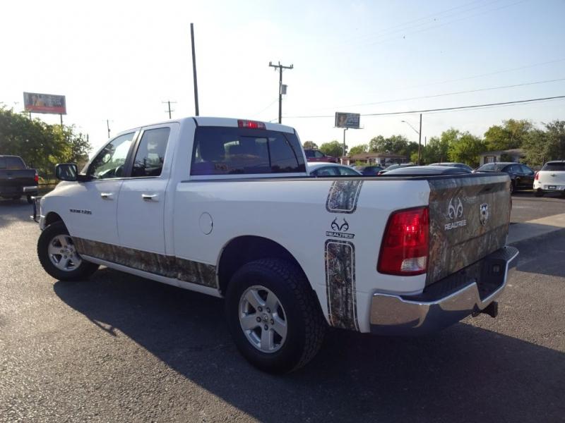DODGE RAM 1500 2011 price $13,995