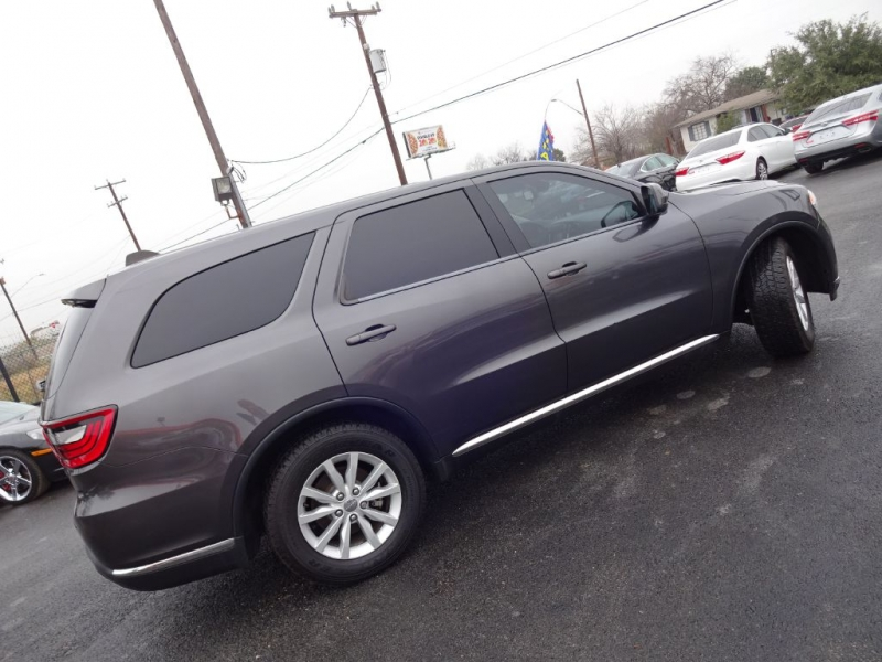 DODGE DURANGO SXT 2015 price $17,995