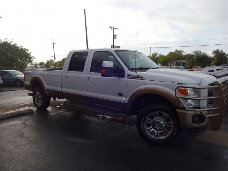FORD F350 2011 price $32,995
