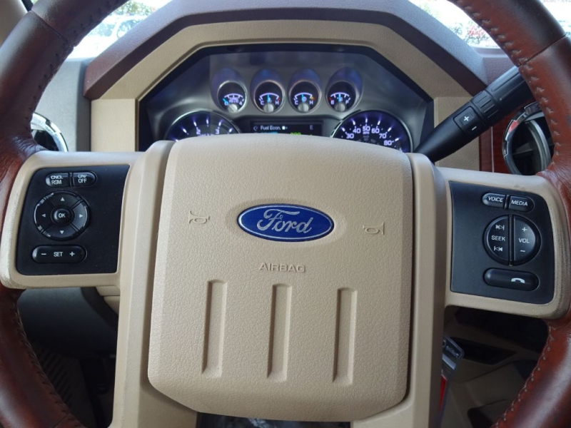 FORD F350 KING RANCH 2011 price $32,995