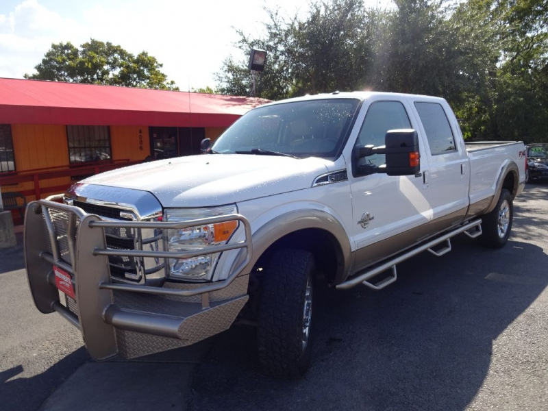 FORD F350 LARIAT 2014 price $26,995