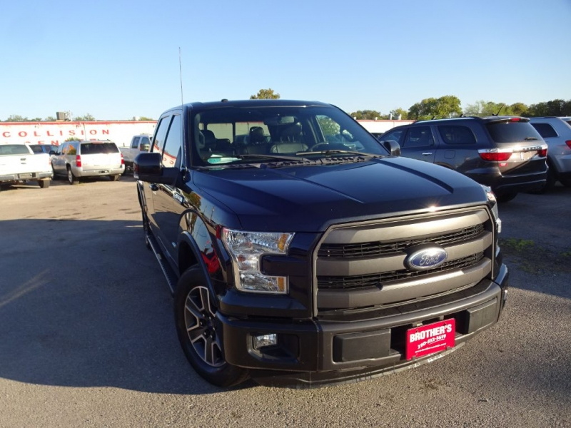 FORD F150 LARIAT 2015 price $20,995