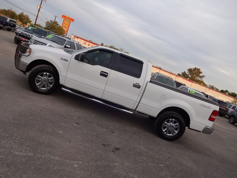 FORD F150 XLT 2008 price $9,995