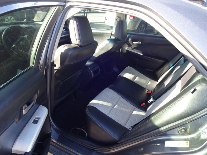 TOYOTA CAMRY SE 2012 price $12,995