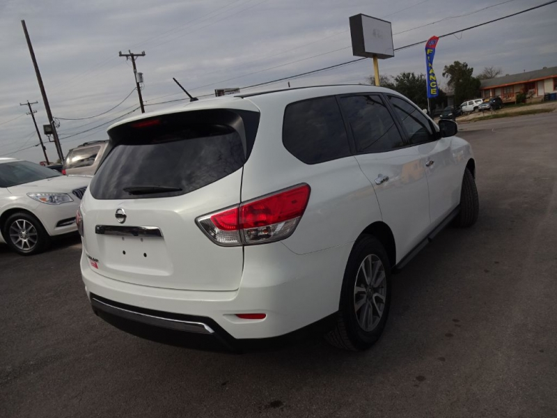 NISSAN PATHFINDER S 2014 price $12,995