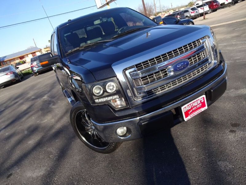 FORD F150 2014 price $19,995