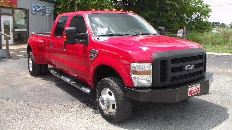 FORD F350 LARIAT 2008 price $19,995