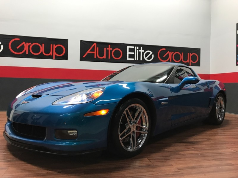 Chevrolet Corvette Dr Cpe Z Auto Elite Group Inc Auto - Chevrolet dealers in west palm beach