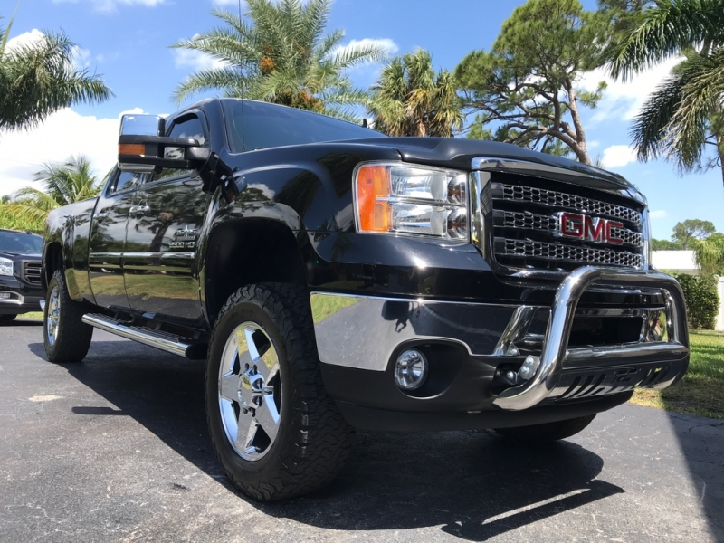 GMC Sierra 2500HD 2012 price SOLD