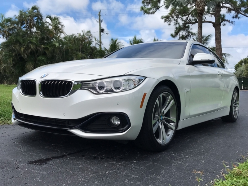 BMW 4 Series 2016 price SOLD