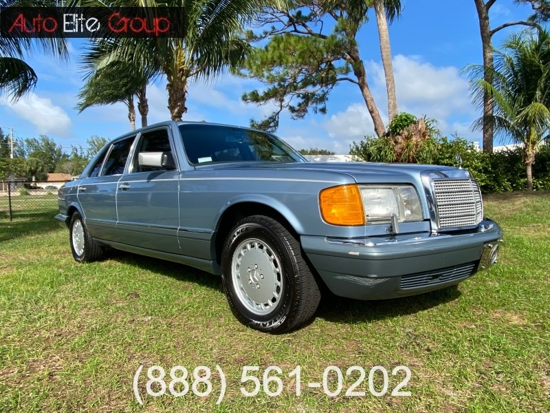 Mercedes-Benz 420 Series 1986 price $12,991