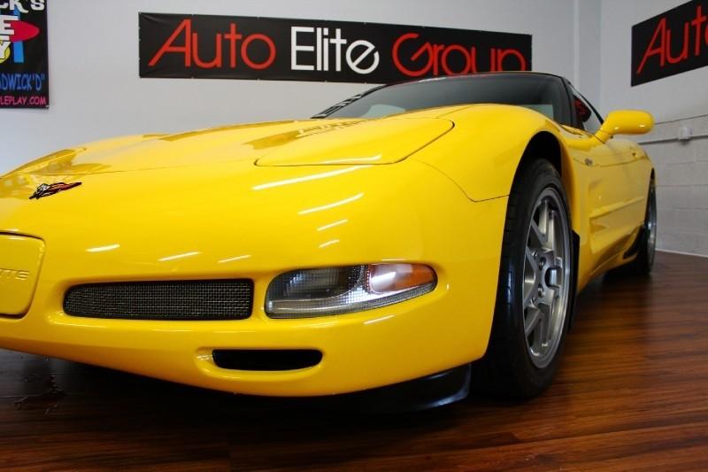 Chevrolet Corvette 2004 price SOLD