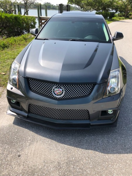 Cadillac CTS-V 2009 price SOLD