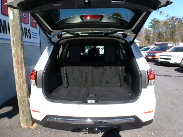 Nissan Pathfinder SL, Fully Loaded, Third Row Seat 2014 price $15,988