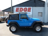 Jeep Wrangler Sport 4X4, 6 Speed Manual 2011
