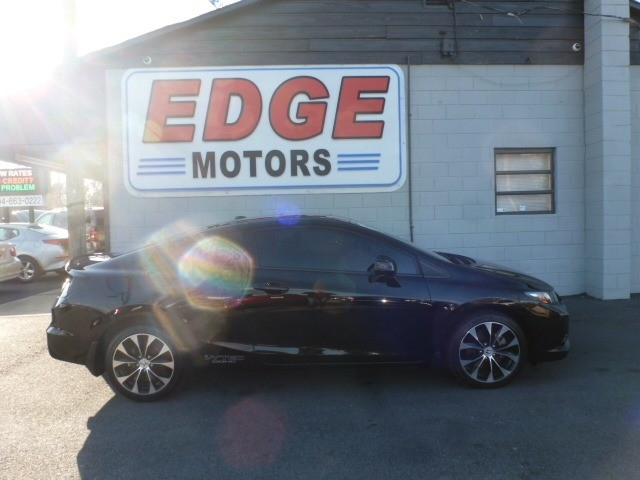 2013 Honda Civic Si Coupe 6 Speed Manual Transmission