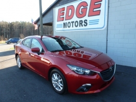 Mazda Mazda3 I Grand Touring with Navigation & Sun Roof 2015