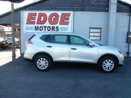 Nissan Rogue S AWD 2016